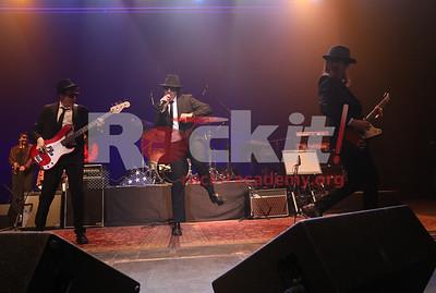 3/3/19 Rockin' Rhythm & Blues,    Hackensack Meridian Health Theatre, Red Bank N.J.