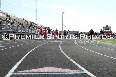 Bayshore Olympics Track Events 3/3/2012