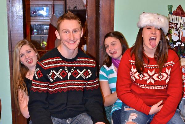 2011 Clayton Family Christmas