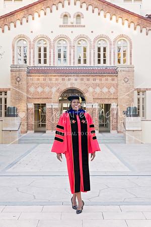 Candice's Graduation Portraits