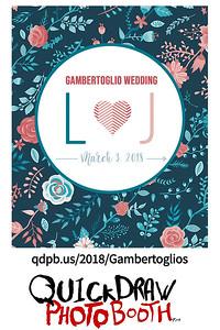 Gambertoglio Wedding