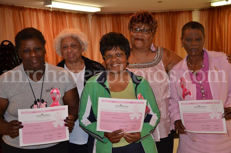 Women's Cancer Awareness  4-11