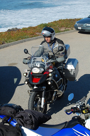Pebble Beach Advrider BBQ January 2009