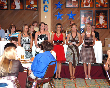 Marshall County Basketball Banquet 2007.  March 29, 2007