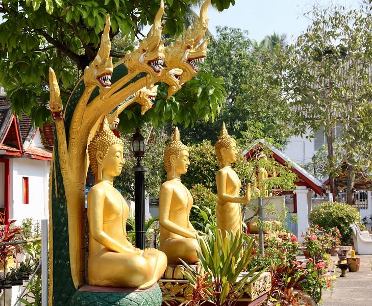 Wat Mai Suwannaphumaham - Luang Prabang, Laos