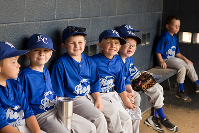 Twin County Shetland Royals T-Ball