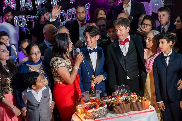 Jai's 16th Birthday Party