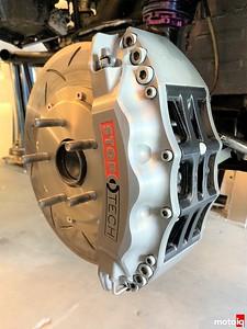 Stoptech Drift Brakes