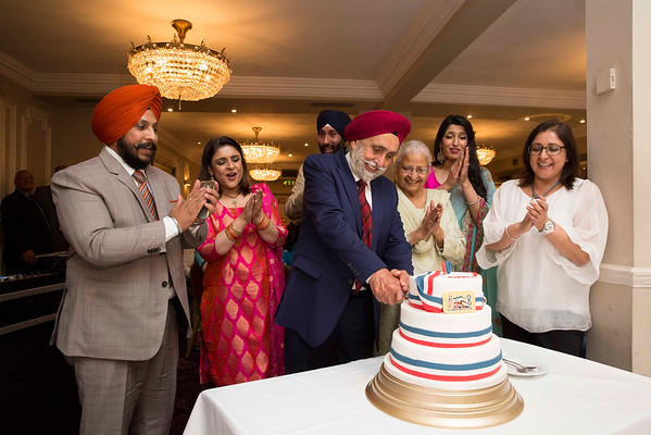 DALBIR SINGH DEOL'S 90TH BIRTHDAY