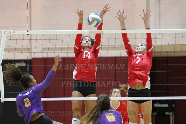 VOLLEYBALL vs. Cal Lutheran 10-5-19