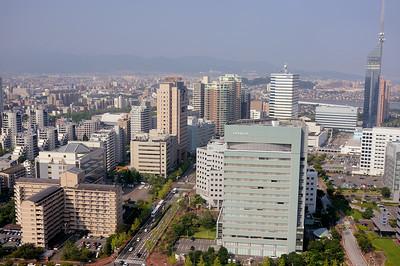 150805 harido castle and fukuoka