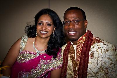 Curtis and Maya - Reception2012