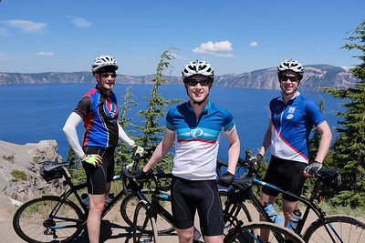 Trek Travel Crater Lake and Cascades July 2017