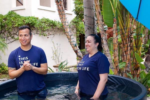 2019-01-13 Baptism