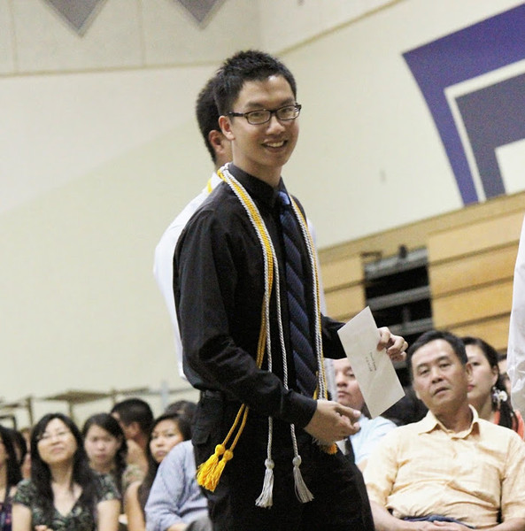 . Name: David Tseng