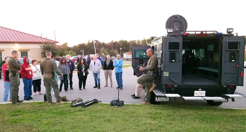 Week 5 - CPA  EST, Juv Srvs, Comm Policing & Drone demos