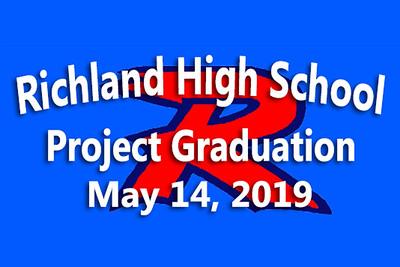 2019-05-14 Richland High Project Graduation