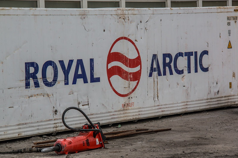 Royal Arctic container