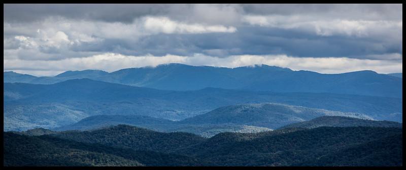 Blue Ridge Mountains 2020