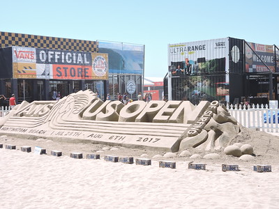 US Surfing Open Huntington Beach 7-17