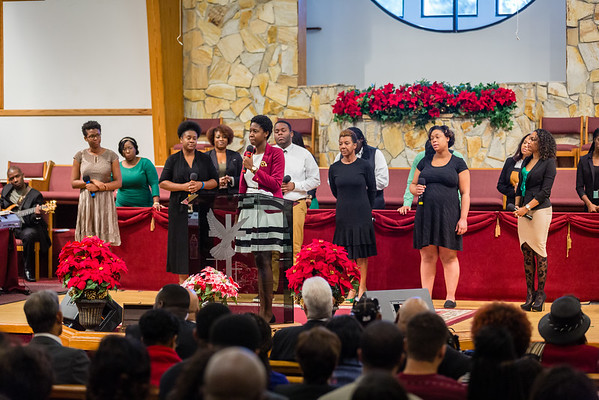 2015-12-19 Patmos Chapel Divine Service (Randy Robinson)
