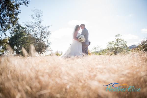Lori + Paul | Fairbanks Ranch Wedding | San Diego Wedding Photographer