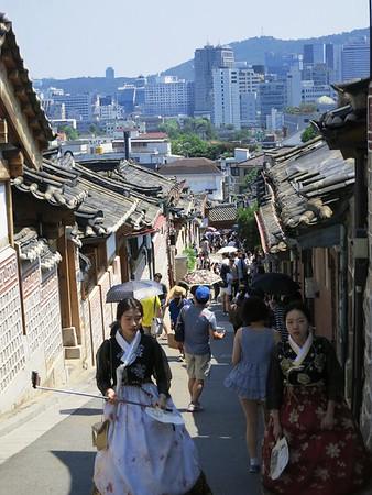 Seoul 2016, Bukchon