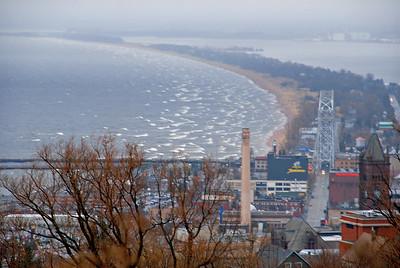 2010 11 13:  Gales of November, Lake Superior, Duluth, MN, US
