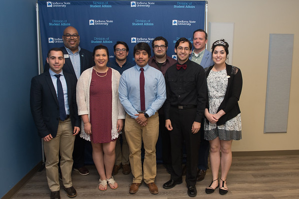 Hispanic Academic Honors Banquet, 2017