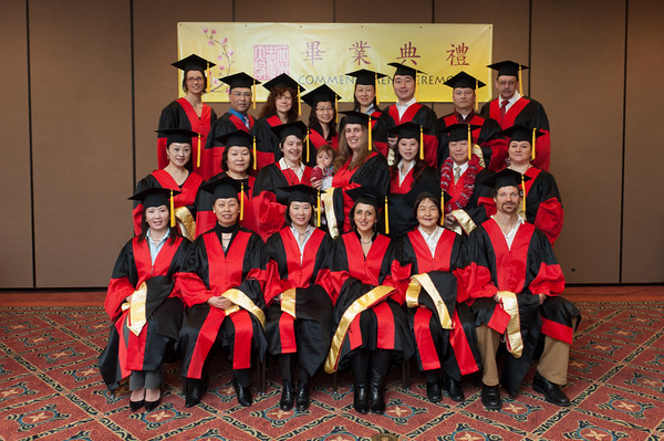 Graduation - Milpitas March  2011 - Group