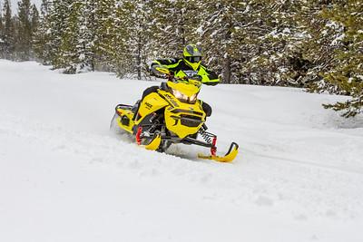 2020 Ski-doo MXZ-XRS 600R