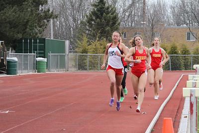 800 Meter Women's
