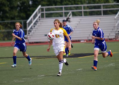 2011-09-24 Varsity vs East Alleg Home