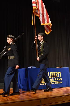 Liberty High School - 2018 Community Awards Ceremony