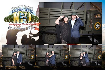 Chalmette Refinery 100th Anniversary @ The WWII Museum 10.24.15