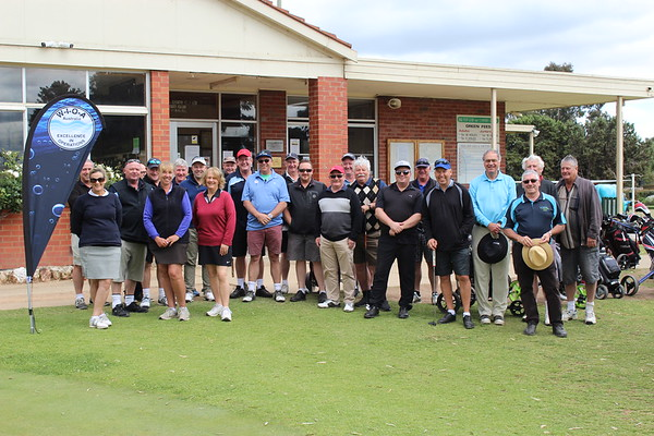 2017 Victorian Charity Golf Day