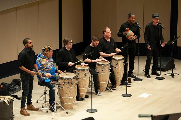 Latin Jazz 2-23-19