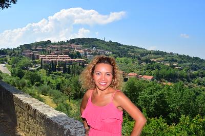 Rumbo a Montalcino, Tuscany 2015