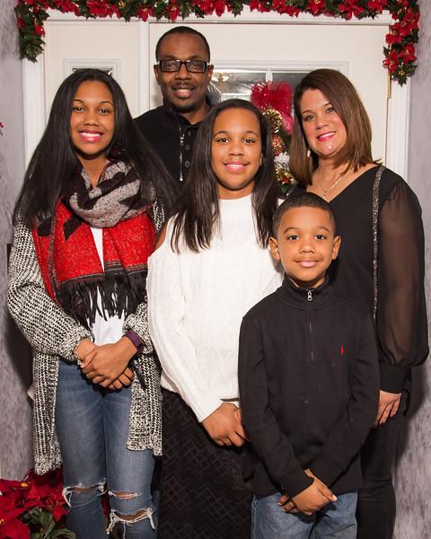 The Jones' Family