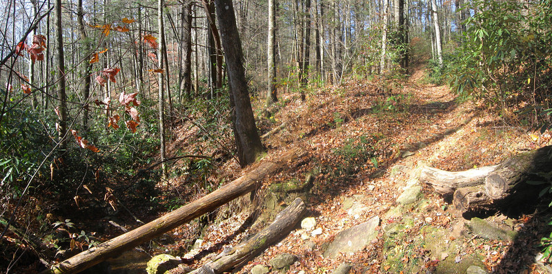 Little Table Rock Trail -- 2,730'