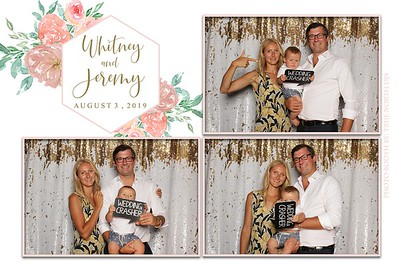 August 3 2019 - Whitney & Jeremy - Seaport