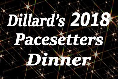 2018-04-29 Dillard's Pacesetters Dinner