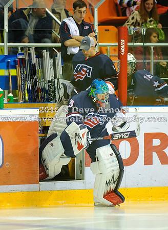 4/18/2010 - U18 Worlds Preliminary Round - U18 vs Belarus