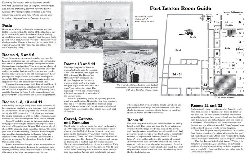 Fort Leaton State Historic Park