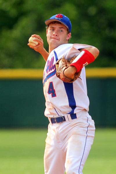 HHA Varsity Baseball 2011