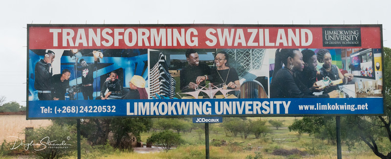 Swaziland Billboard