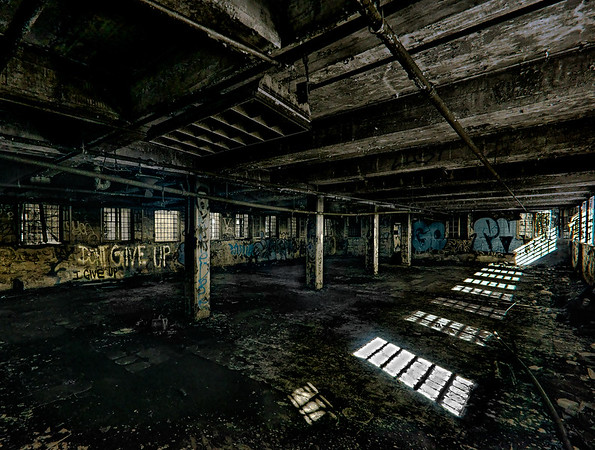 The Old Atlanta Prison Farm