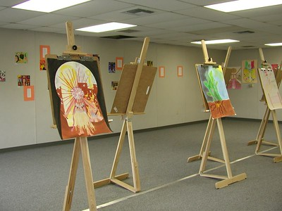 Art Gallery (Ms. Sufi's Art 11)