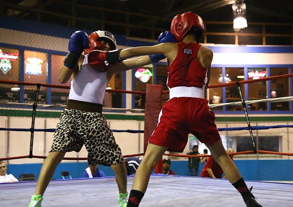 Preston Sroeuy vs. Jose Estrada