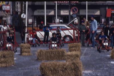 1977-1978 - Activiteit - Volksfeest 50 jaar KSA - Wapenplein